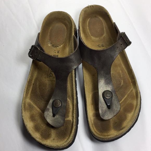 a10f407783e1 Birkenstock Shoes - Betula Birkenstock Bronze 38